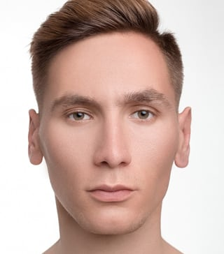 botox man after
